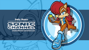 Sally Acorn - Sonic Channel