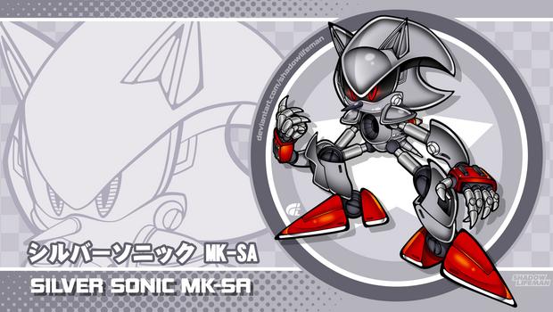 Sonic Channel - Silver Sonic MK-SA