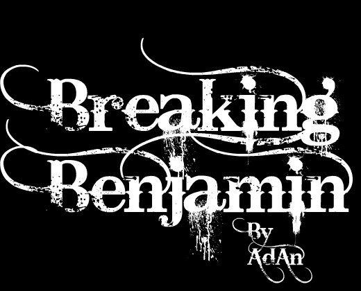 Breaking Benjamin By Adan75