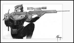 Metal Gear-Solid Snake