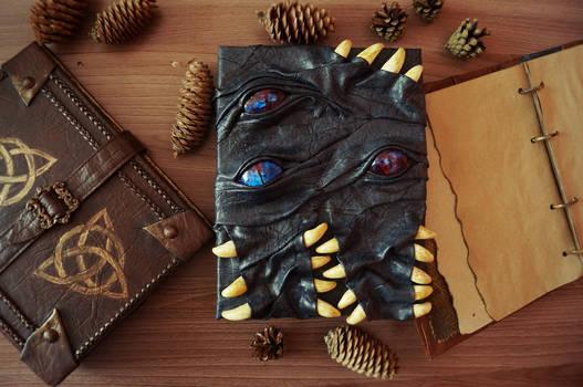 book of the necromancer/ dragon