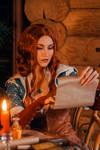 triss merigold cosplay 1
