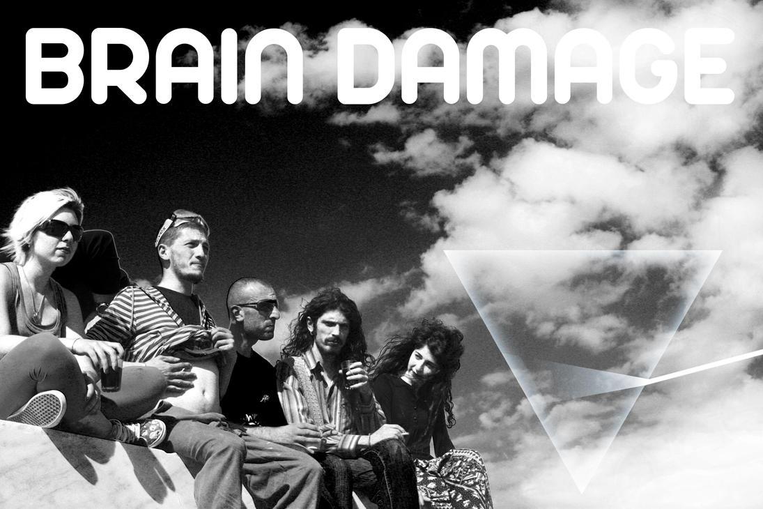 Brain Damage by dAlper