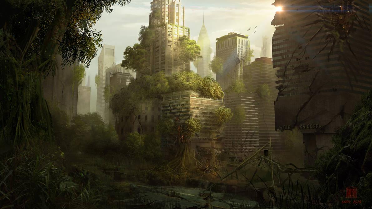 Urban Jungle by kuroe702
