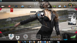My New Desktop Theme