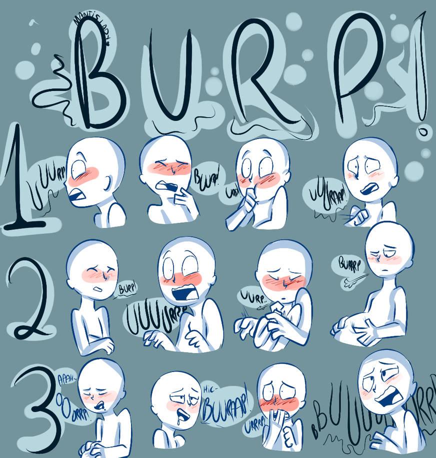 Burping meme