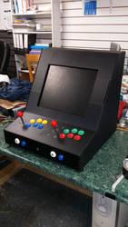 Arcade machine by tzj