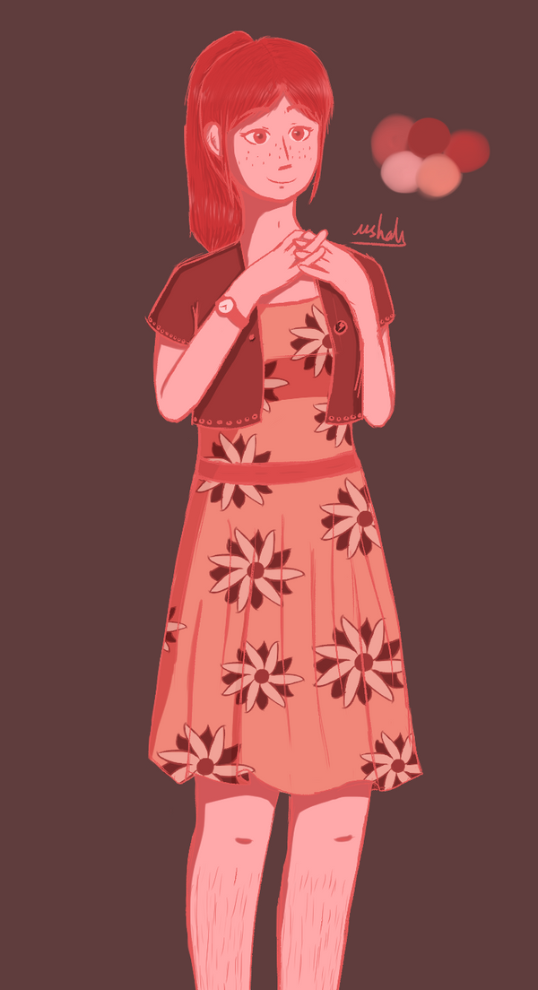 Sundress by mshaly