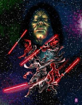 Vader Vs Siths