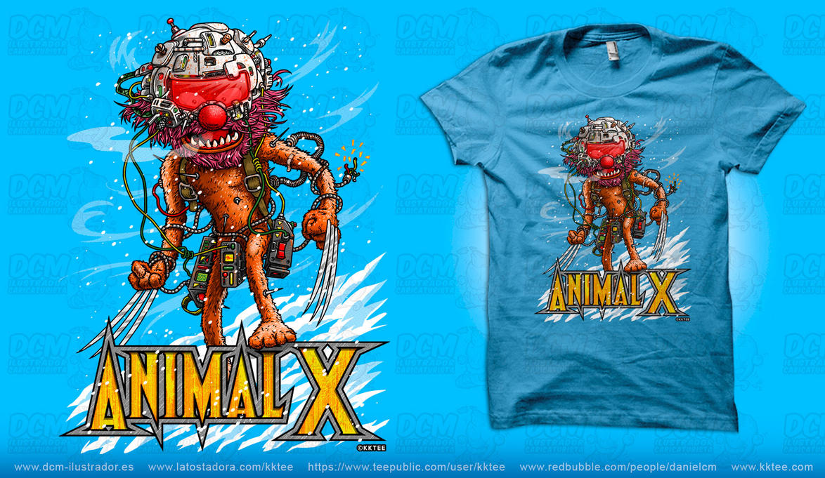 Animal-x-deviantart-kktee by CASTELLO