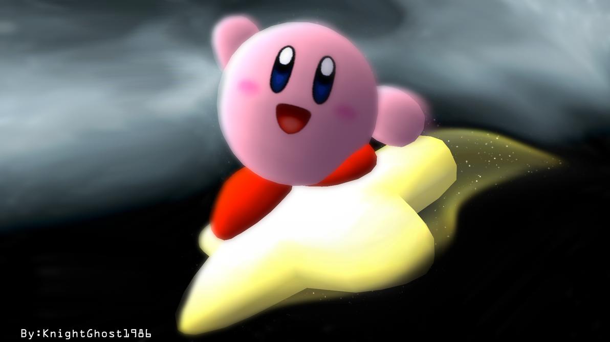 Kirby by KnightGhost1986