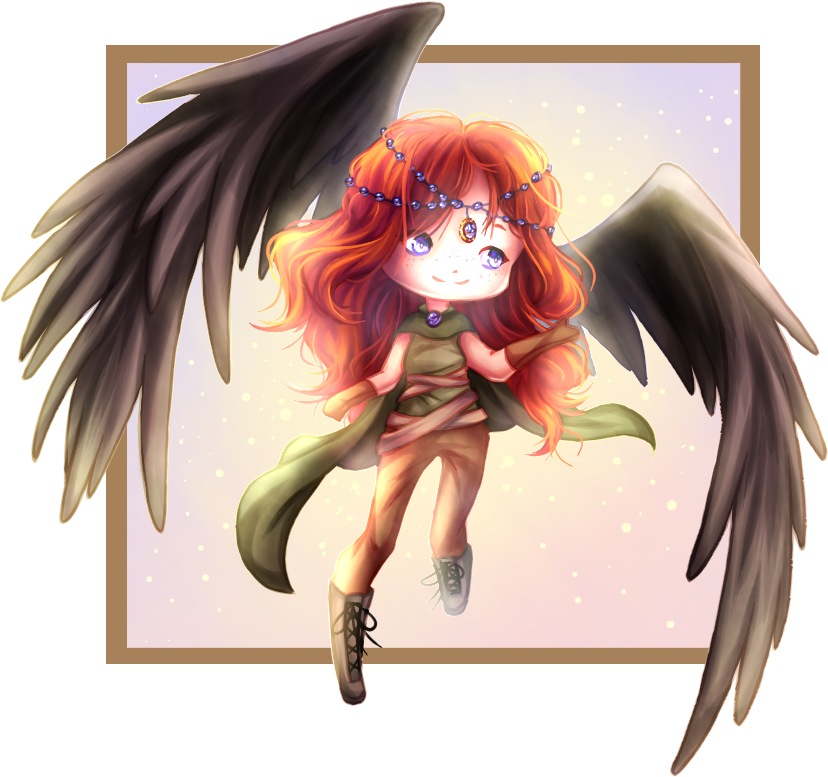 [Raffle Prize] Nymeria by Shadow4kuma