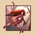[AT] Nymeria by Shadow4kuma
