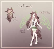 [OC] Feoni MYO: Tsukuyomi by Shadow4kuma