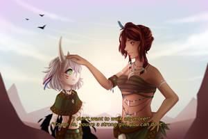 [Artfight] travels by Shadow4kuma