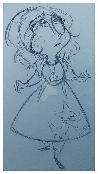 modern Alice by BenjiLion09