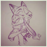 Zootopia-JxN(hugs)