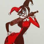 DC~Harley Quinn