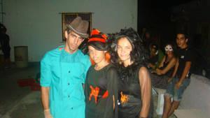 31 October Halloween at SnH by DateMasamunenbg