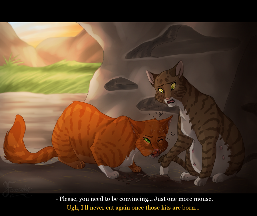 Operation Queen Squirrelflight By Fruttistdar On Deviantart