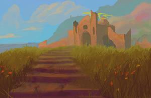 Ruins by LaHeinIX
