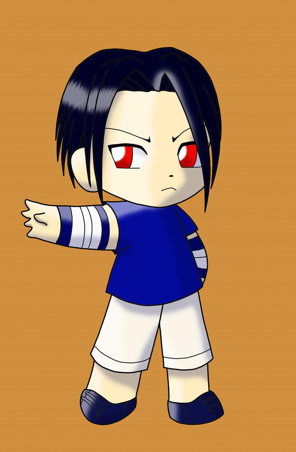 Sasuke Chibi Request by ~Anime-Wolf-08 on deviantART
