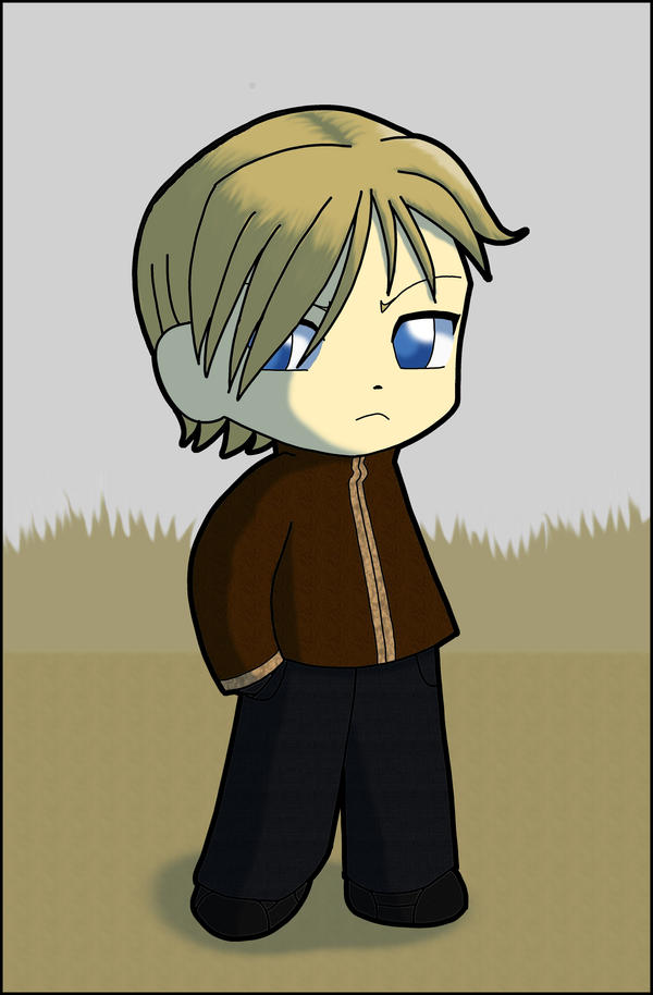 Chibi Leon Entry by ~Anime-Wolf-08 on deviantART
