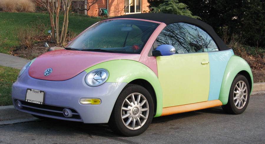 Punch Buggy Car Game