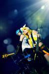 Miku and Rin_ Vocaloid
