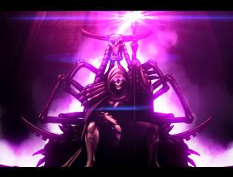 Skeletor by evilself