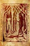 Necronomicon pag 06 by evilself