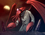 The call of Zoidberg