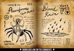 Gravity Falls - Journal 3, Spread53 by evilself