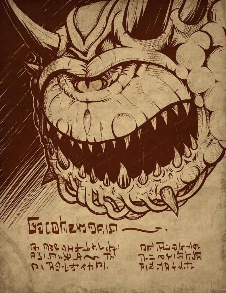 Medieval doom page 1 by evilself