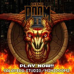 Minidoom 2 - PLAY NOW! by evilself