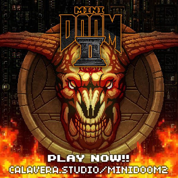 Minidoom 2 - PLAY NOW!