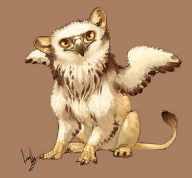 Baby Gryphon