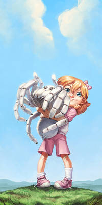 Spider Hugs