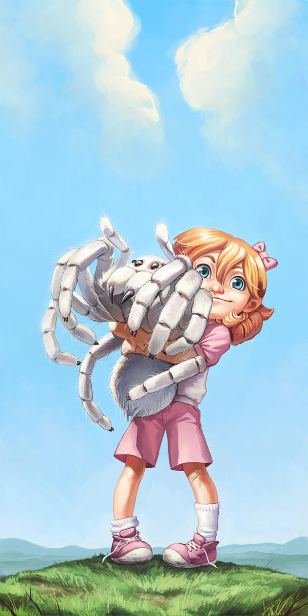Zanzibar Mk. II Spider_Hugs_by_hellcorpceo
