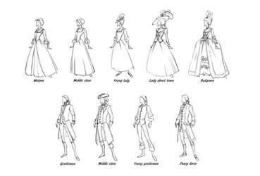 Windsonde/Agrondrae: Human fashion by hellcorpceo