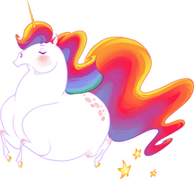 A lovely unicorn