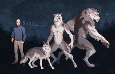Silas Oliver by hellcorpceo