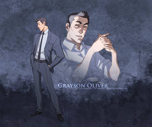 Grayson Oliver by hellcorpceo