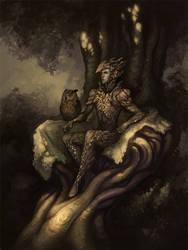 Fairy King by hellcorpceo