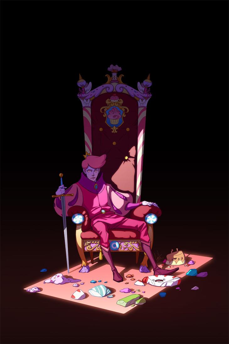 Prince Gumball by hellcorpceo