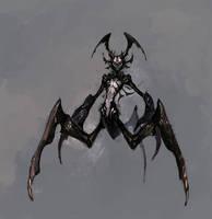 Gentleman Spider by hellcorpceo