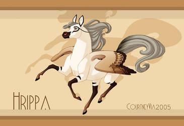 Hrippa by hellcorpceo