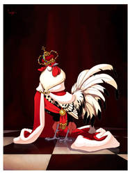 Chicken a la King