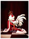 Chicken a la King by hellcorpceo