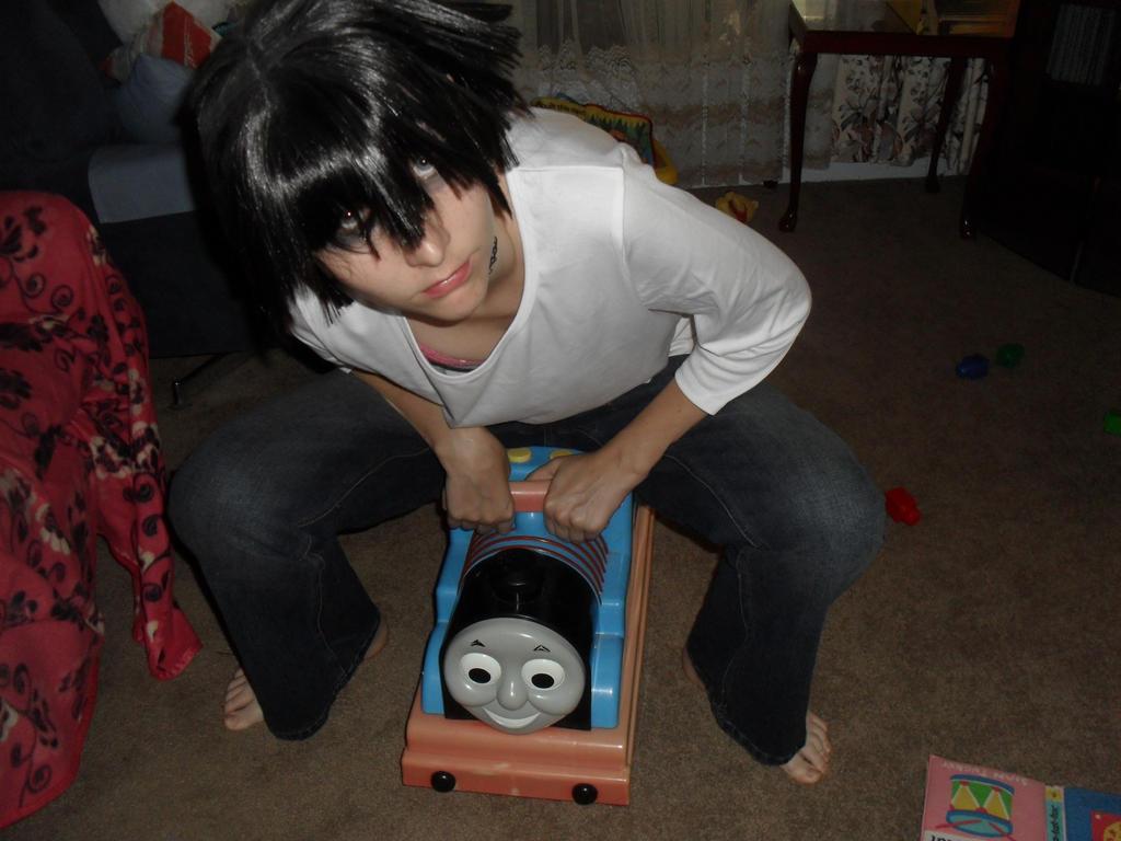 Toy by CozplayMania